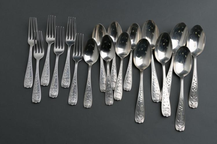 18 PC Gorham Sterling