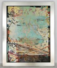 Robert Jessup 1996 MM on Canvas,