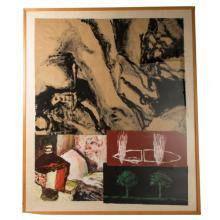 Juliao Sarmento, 1985 Collage