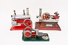 Two Empire Steam Engines & Phoenix Solar Engine