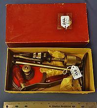 Millers Falls #7740 Breast Drill, 3 Jaw in original box, fine