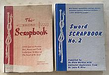 2 Books = Sword Scrapbook by John R. Rice HC 8 x 11; 209 Pages 1969 1034 Gems of Devotion, Wit, Humor and Truth from 34 years of The Sword of The Lord = These books are very interesting. Sword Scrapbook #2 by Viola Walden and John Rice 8 x 11 HC;