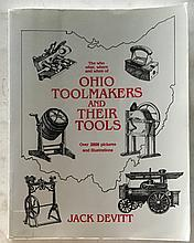 The Who, What, When and Where of Ohio Toolmakers and Their Tools by Jack Devitt P.B. 2000; 8 ½ x 11; 390 Pages. Over 2500 pictures and illustrations = Osborne farm equipment Hay Loader, Reaper, Corn Binder, Hay Tedder Page 177.