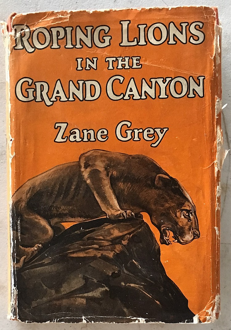 ZANE GREY Lot of 64 Vintage Hardcovers Walter J. Black Editions tight bindings