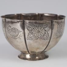 Colonial Silver Bowl