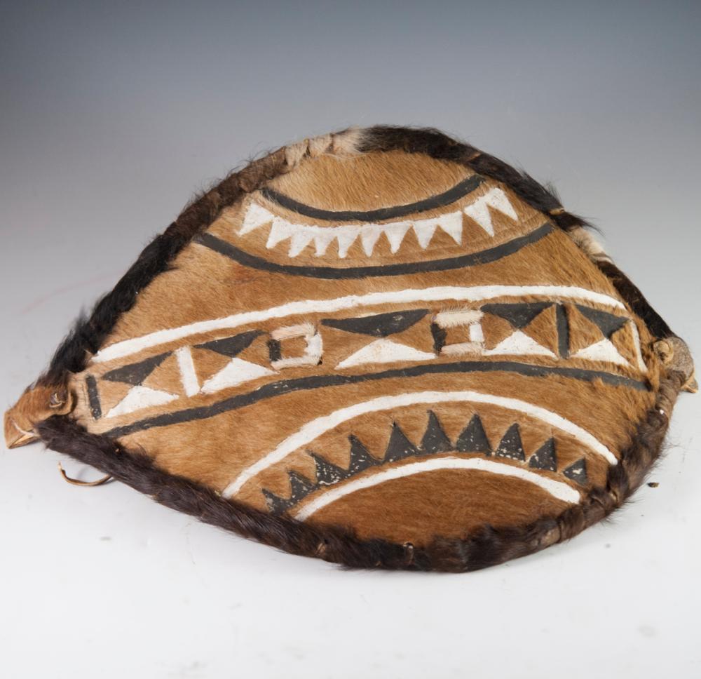 Kenyan Masai Maasai Shield