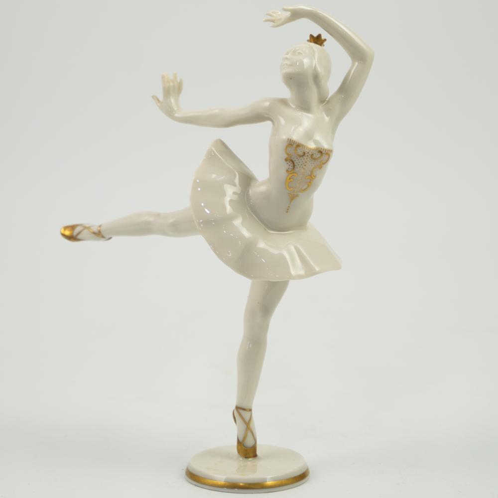f70c61e415 Hutschenreuther Porcelain Ballerina