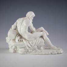 Hoscht German Porcelain Figurine