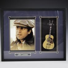 Framed John Lennon Decor