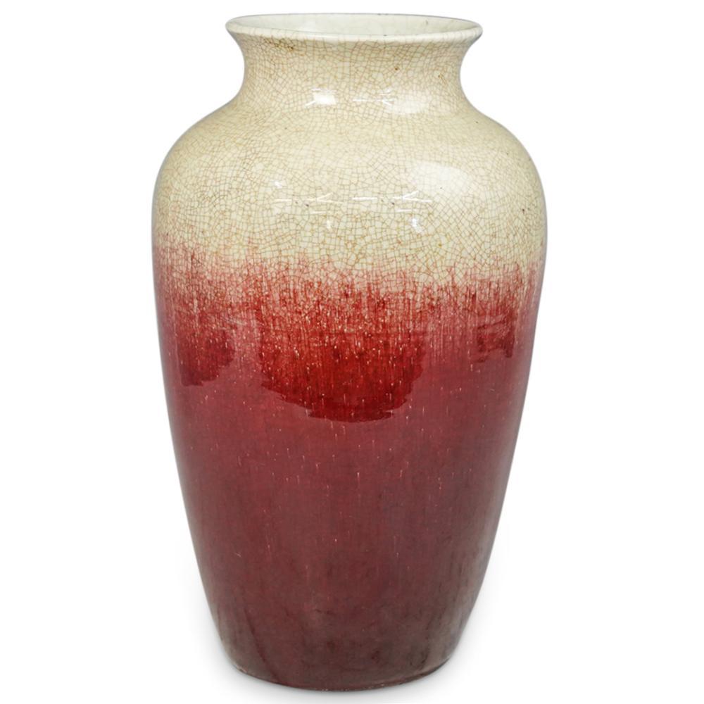 Antique Chinese Langyao Glazed Vase