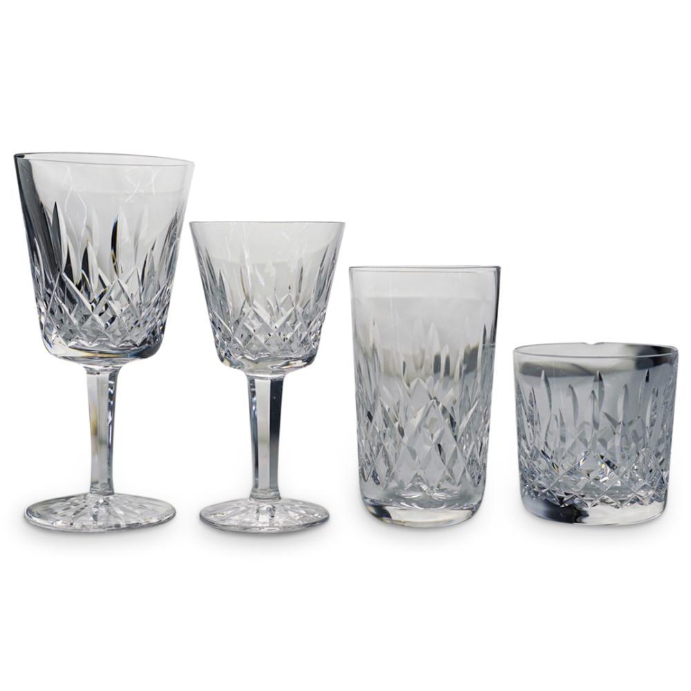 (29Pc) Waterford Crystal Stemware