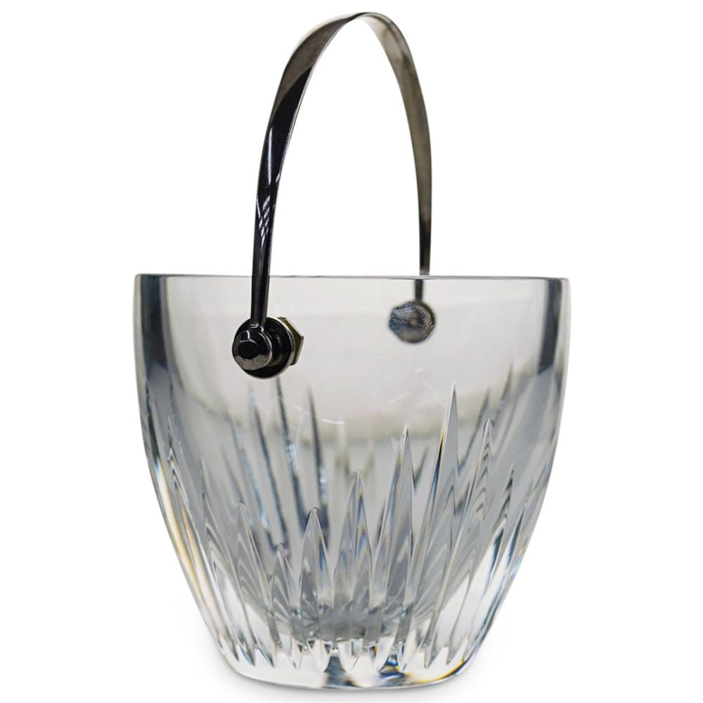 Baccarat Crystal Ice Bucket