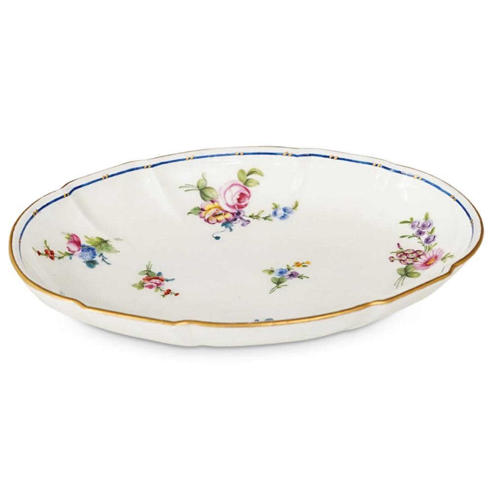 Antique Sevres Porcelain Bowl