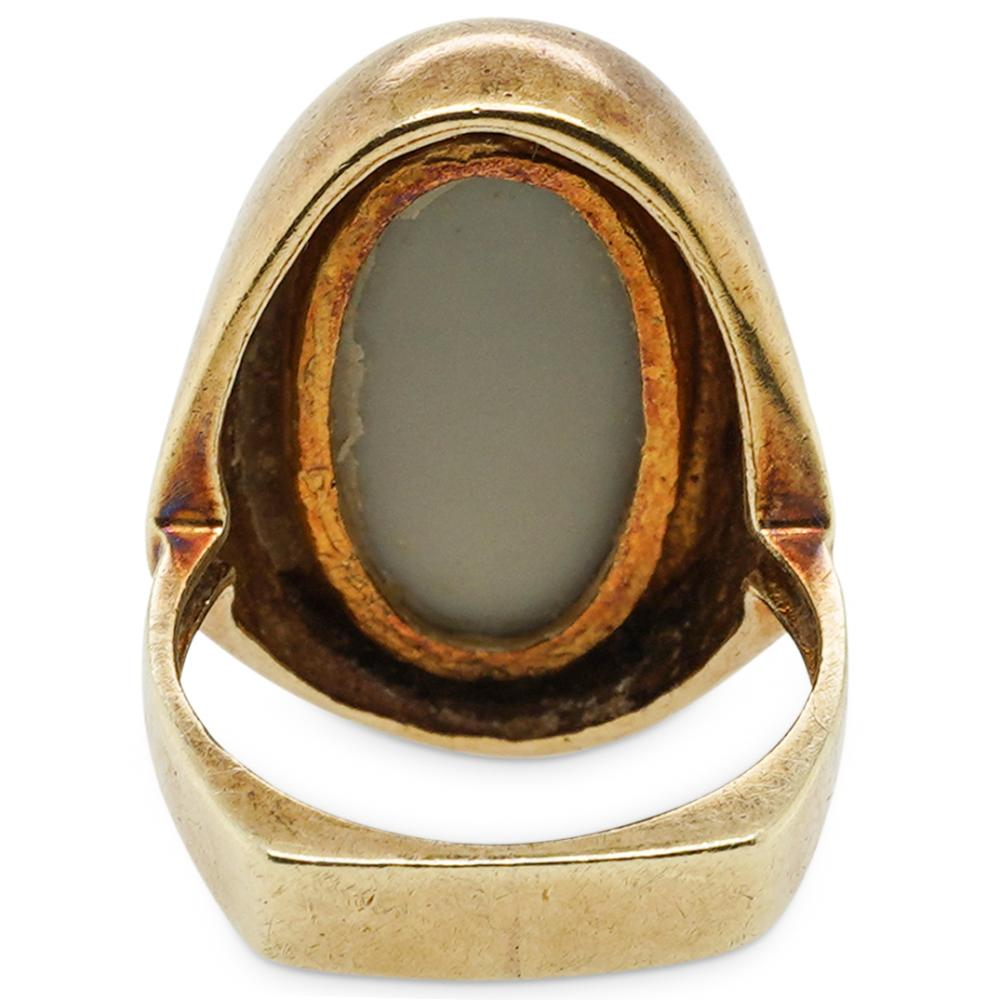 14k Gold and Opal Ring