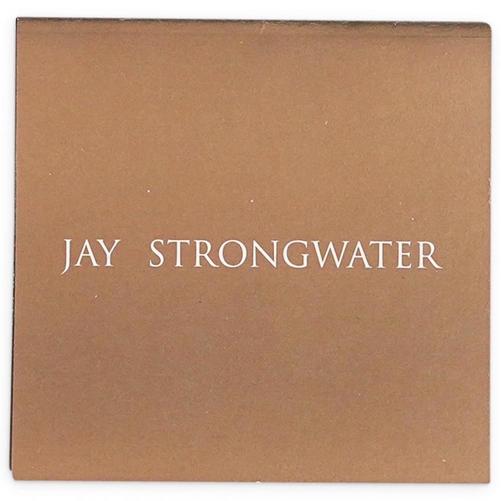 (2 Pc) Jay Strongwater Enamel Napkin Rings