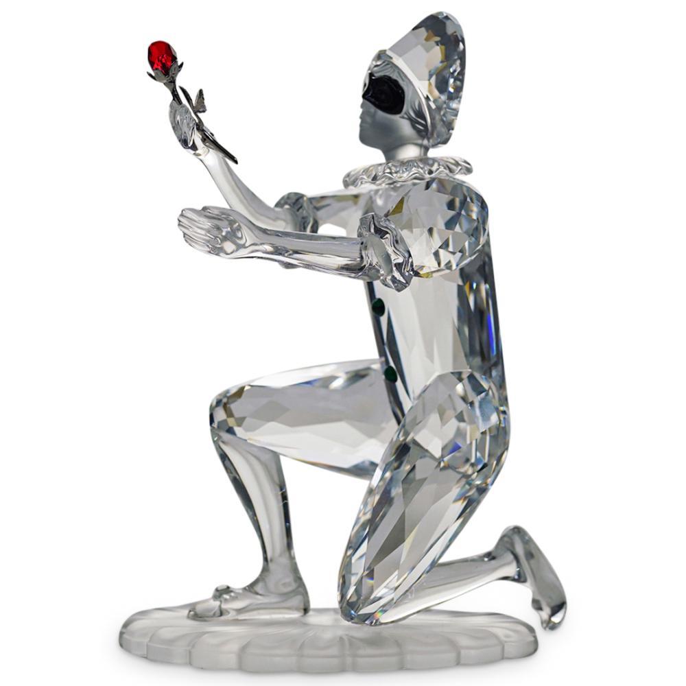 "Swarovski ""Masquerade"" Crystal Figurine"