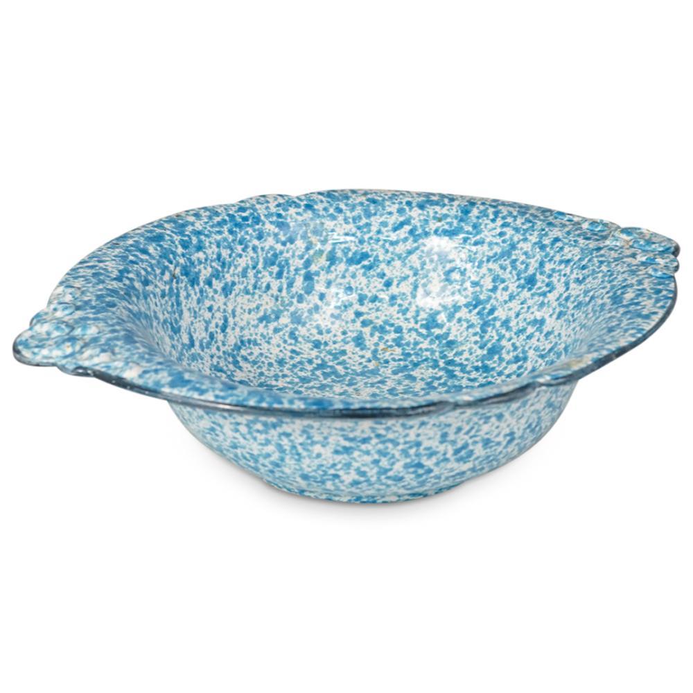 Vintage Haeger Ceramic Basin