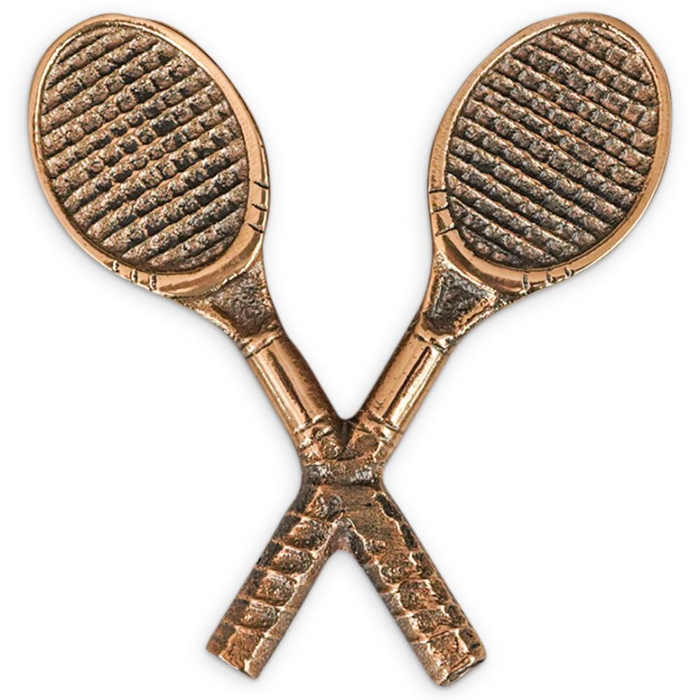 Tennis Racket Door Knocker