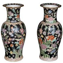 Large Chinese Porcelain Vases