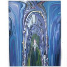 Filippo Garrone Italian Contemporary Oil on Canvas