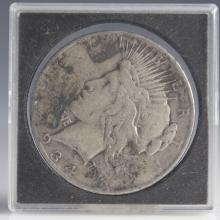 1934 Morgan Silver Dollar