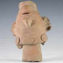 Probably Pre-Columbian Mayan Figurine