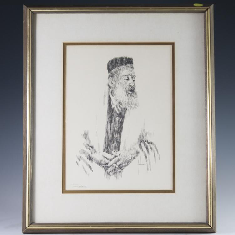 G. Laubman Offset Lithograph