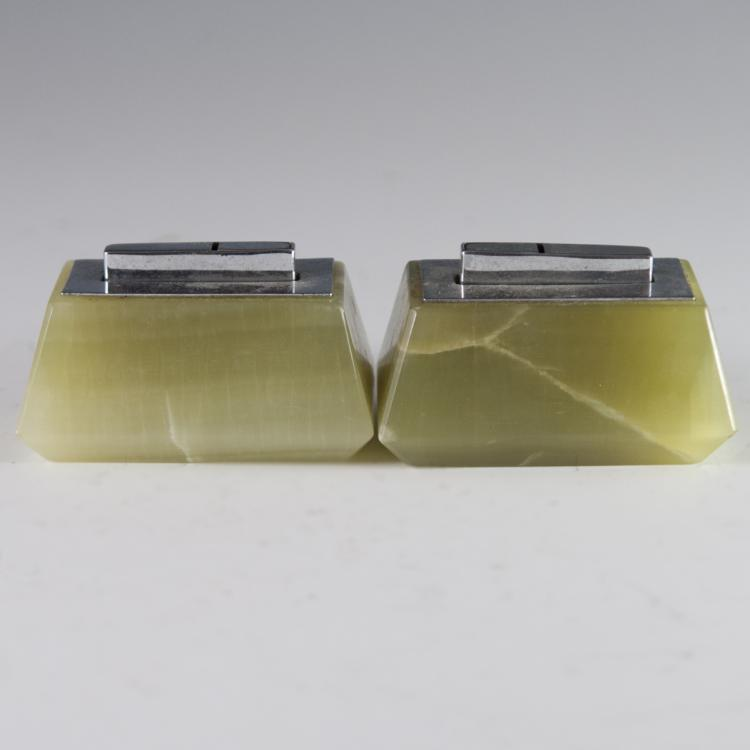 Onyx Table Lighters