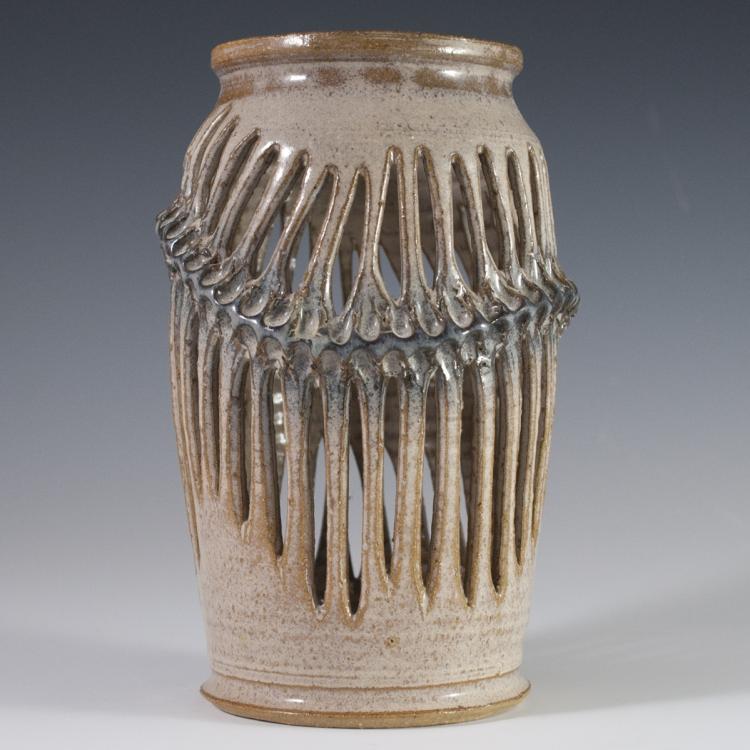 Carlos Robledo Pottery Vase