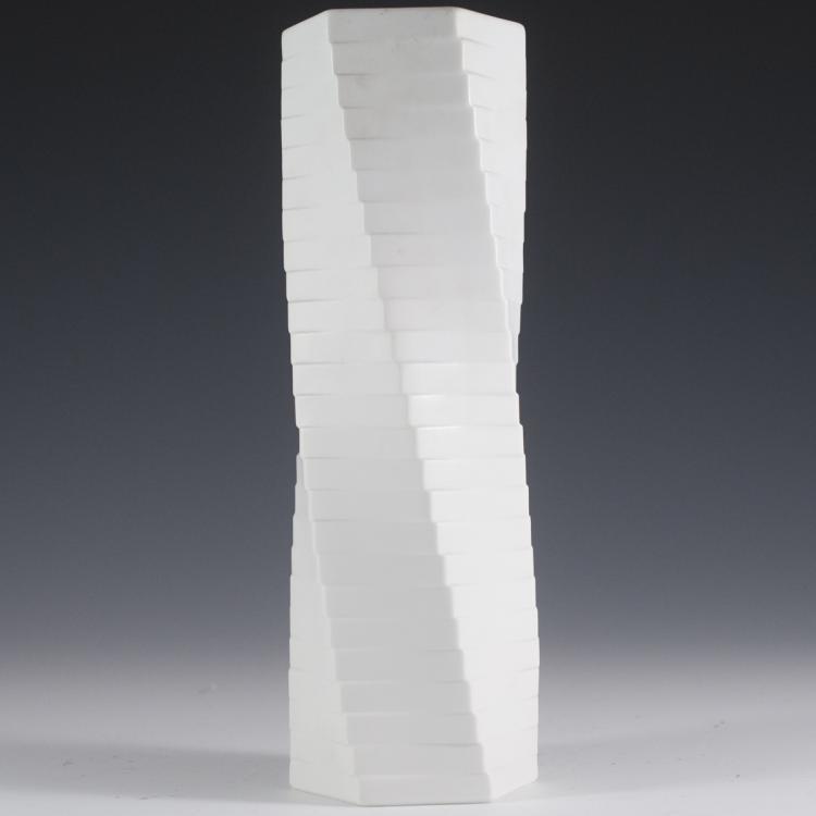 Rosenthal Studio Linie Matte Porcelain Vase