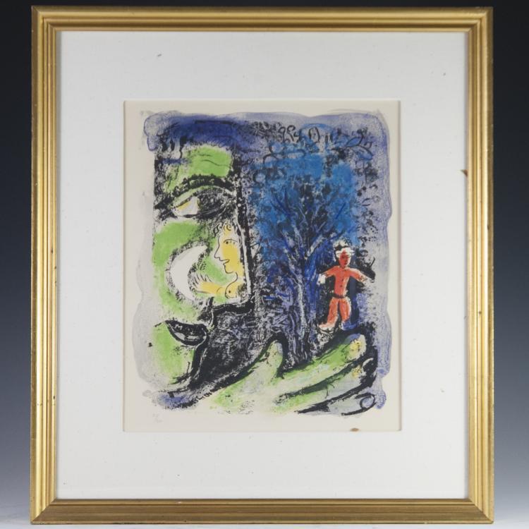 Marc Chagall (Russian 1887-1985)
