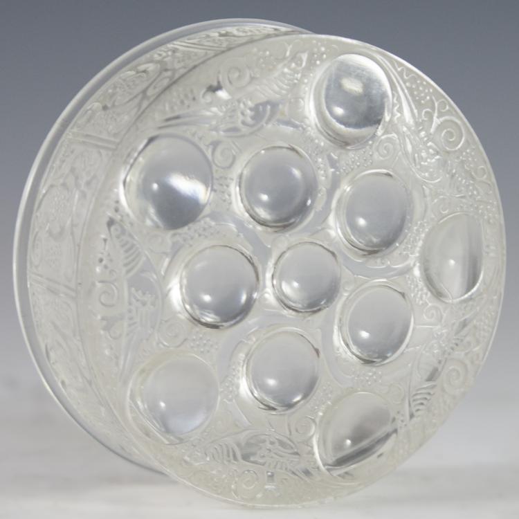 Vintage Lalique Crystal