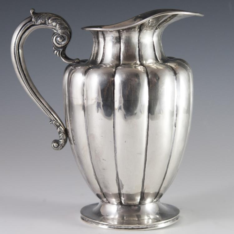 Sanborns Mexican Sterling Pitcher