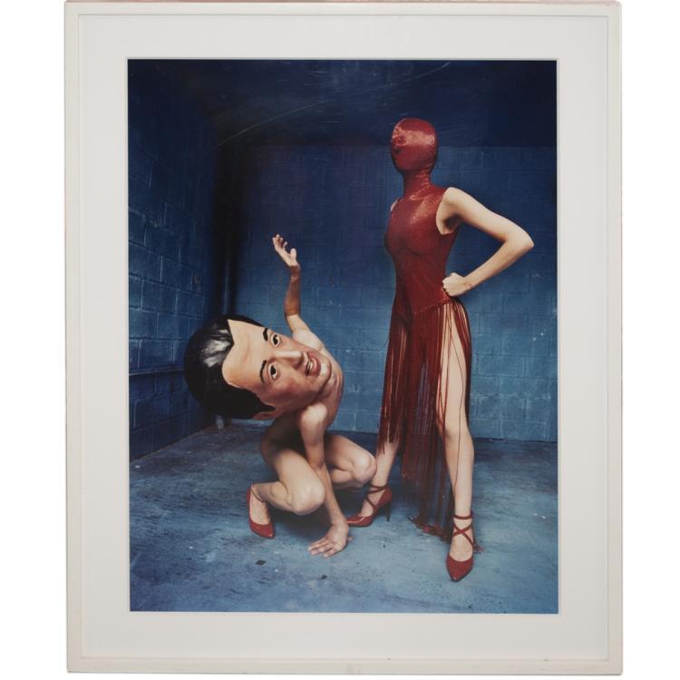 David LaChapelle (American b. 1963)
