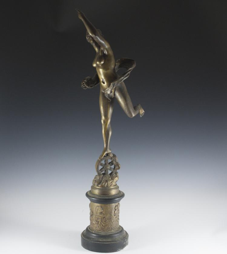 Chauvin, Gabriel Georges (France,1895-1965) Bronze