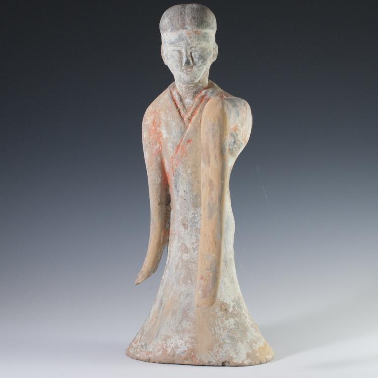 Haan Dynasty Terracotta Sculpture