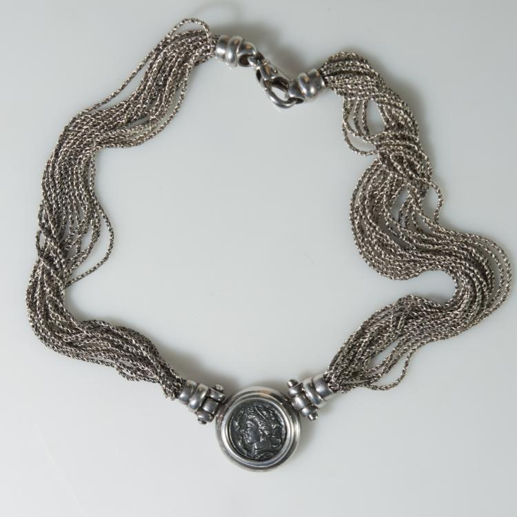 Italian Sterling Necklace