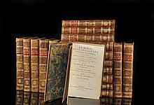 Set Of 18 Antique Rare Spanish Bibles