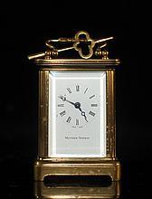 Matthew Norman Carriage Clock