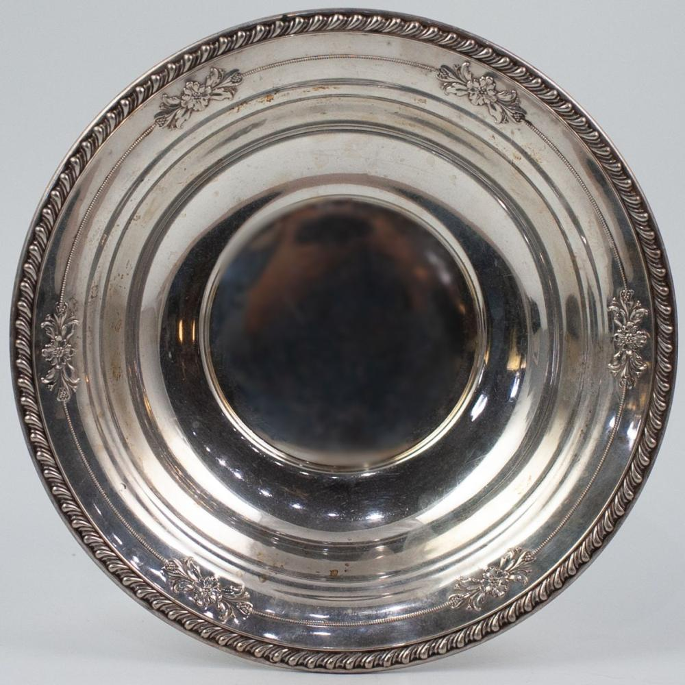2ce0549a55f Wallace Sterling Silver Bowl