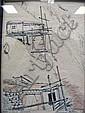 Drawing by Bernard Katexac (c71)