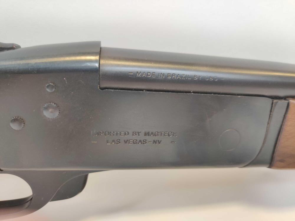 Rossi Magtech single shot 410 shotgun