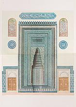 L'Art Islamique En Orient. TWO PARTS. I & II. - كتاب ل