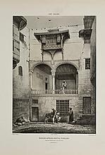 Beyt-El-Tcheleby - إميل بريس دافين (فرنسي، القرن 19) بيت الشلبي