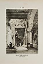 Mosque Ahmed Bin Touloun - إميل بريس دافين (فرنسي، القرن 19) مسجد أحمد بن طولون
