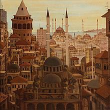 Istanbul, 1995 - علي ديمير (تركي، 2015 - 1931) إسطنبول 1995