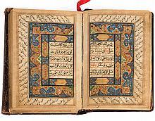 Qur'an Manuscript, Dala'il Khayrat, 18th Century - مخطوطة قرآنية، دلائل الخيرات، القرن 18