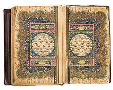 Qur'an Manuscript, Ottoman Period - مخطوطة قرآنية من الفترة العثمانية