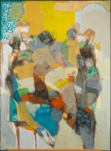 AHMED ABDEL AAL (B.1946) Untitled