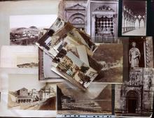 Europe C1880-90's Lot of 33 Albumen Prints -  Italy, Germany, France, Norway etc